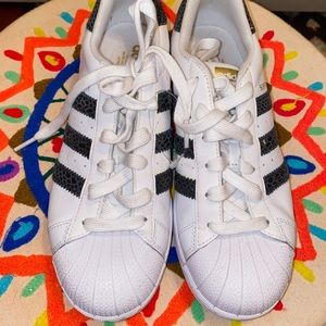 NWT Adidas Superstars Women's Shoes size 7.5
